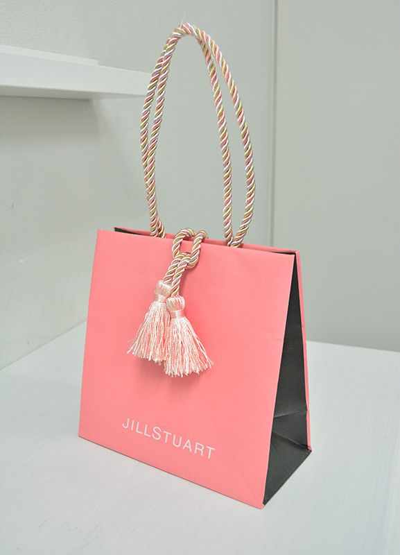 Branded paper gift bags
